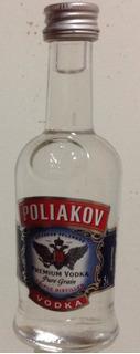 Miniatura De Vodka Poliakov