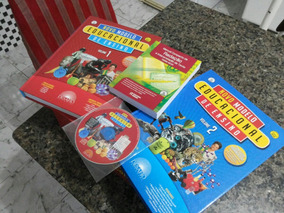 Kit Livros Novo Modelo Educacional De Ensino