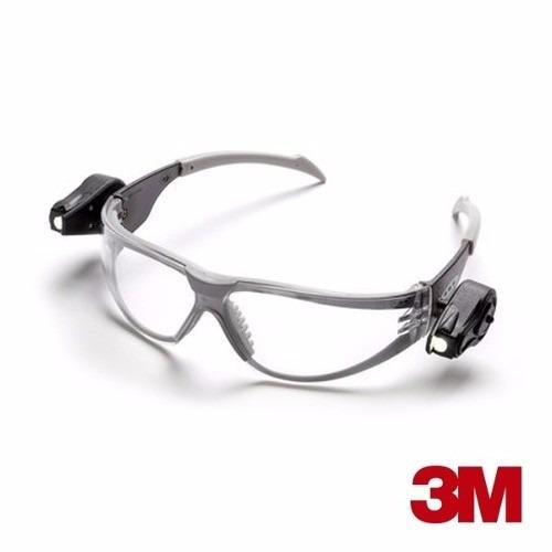 Lentes De Seguridad 3m Originales Modelo Light Vision