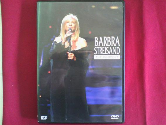 Dvd Barbra Streisand - The Concert