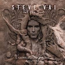 Cd Steve Vai The 7th Song C/ Nf