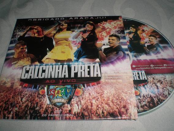 Cd Calcinha Preta Ao Vivo No Forró Caju 2014-promo