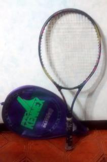Raqueta De Tenis Pro Kennex Power Destiny Con Funda