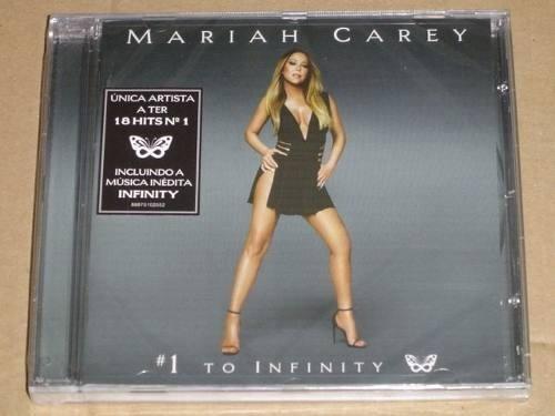 Cd Mariah Carey - To Infinity (lacrado)