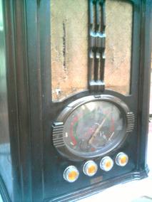 Rádio Válvulado Steiniti Made In Germany Frete Grátis