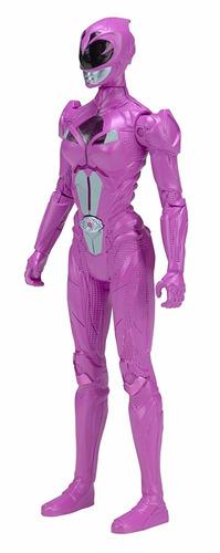 Power Rangers Mighty Morphin Movie - Ranger Pink 18 Cm - Luz