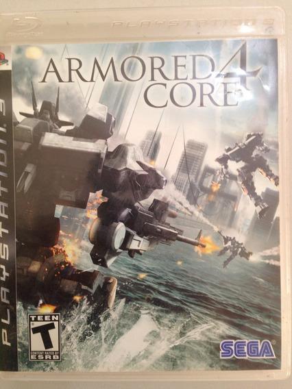 Jogos Ps3 Mag E Armored Core 4 Apenas 49,00 Cada