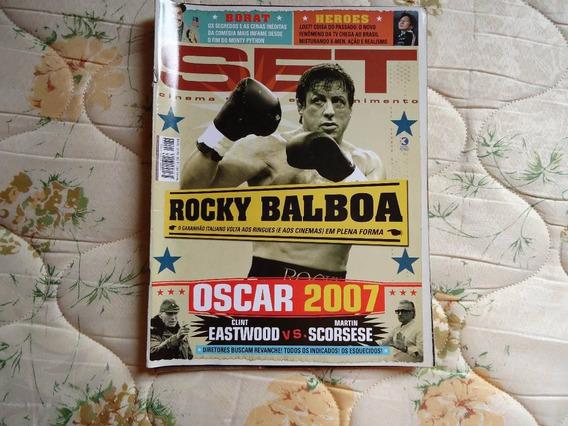 Revista Set Fevereiro De 2007 * Frete Grátis*