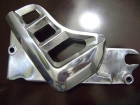 Tampa Do Pinhão Yamaha Ttr Alumínio Polido.