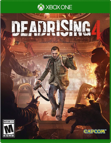 Dead Rising 4 Cuatro Xbox One