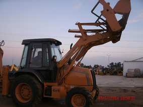 Retroexcavadora Case 580 Sle