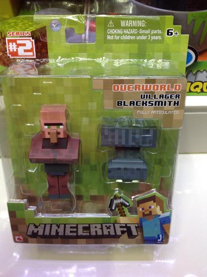 Minecraft Juguetes Villager en Mercado Libre México