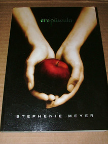 Livro Crepúsculo Stephenie Meyer