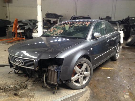 Audi A4 03 1.8 Aseguradora Autopartes Jaguar Land Rover
