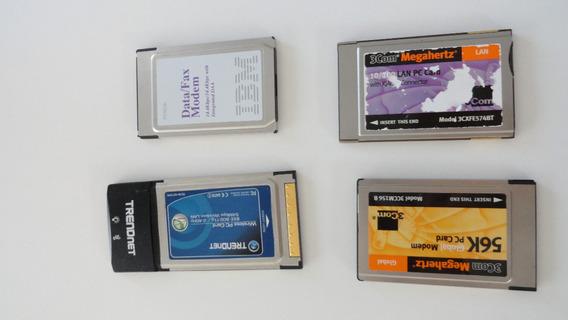 Modem 3com 56k Pcmcia Para Notebook