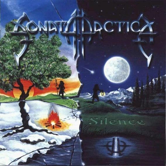 Sonata Arctica - Silence (cd Lacrado - Novo)
