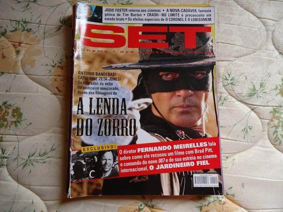 Revista Set Outubro De 2005 * Frete Grátis*