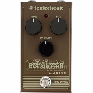Pedal Tc Electronic Echobrain Analog Delay - Oddity