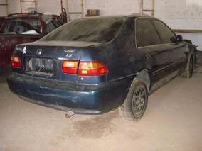 Sucata Civic 1.5 Lx 16v 1993 (vendido Em Peças)