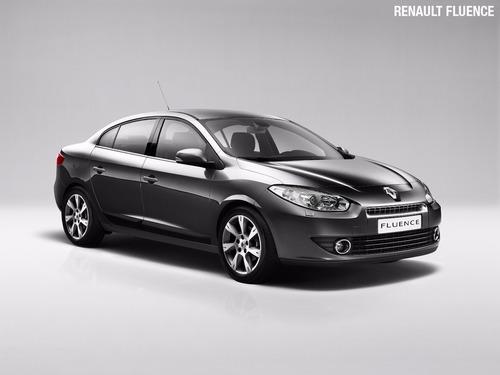Renault Fluence Para Retirada De Peças