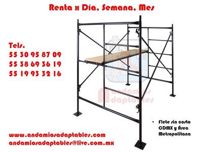 Andamios Y Tornillo Nivelador Para Andamio Venta Y Renta