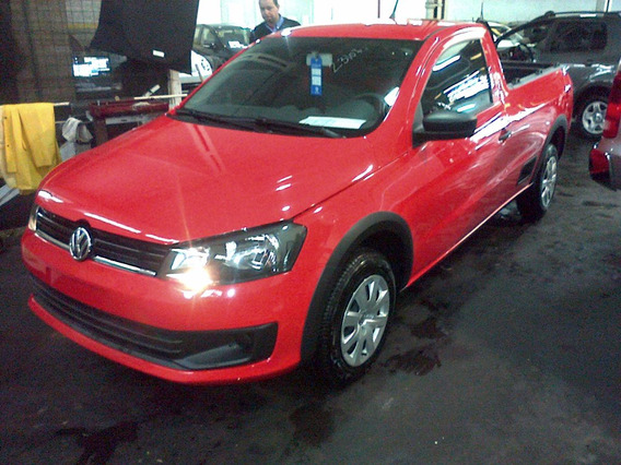 Volkswagen Saveiro 1.6 Highline Cd 110cv Pack