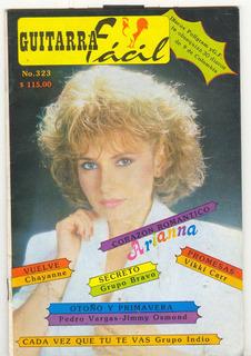Revista Guitarra Facil # 323.