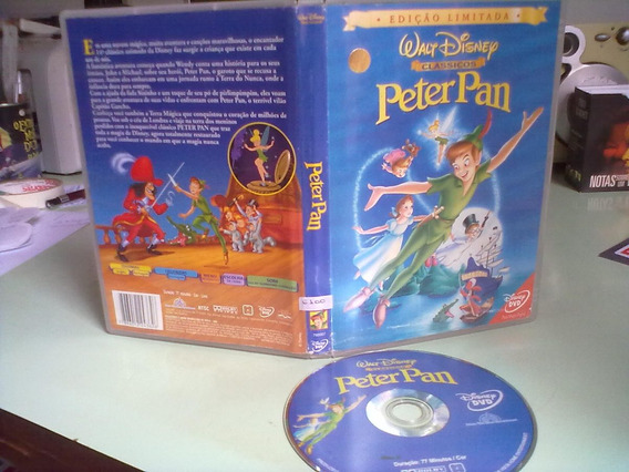 Peter Pan Disney -original - Raro