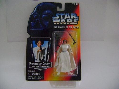 Imagen 1 de 5 de Nico  Leia Organa W/ Laser Star Wars (swr 05)