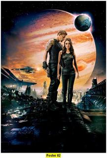 Poster Cartaz Quadro 30x42 O Destino De Júpiter