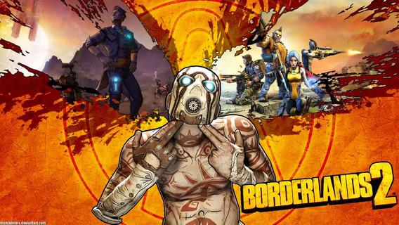 Borderlands 2 - Pc / Mac Original