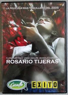 Dvd Rosario Tijeras