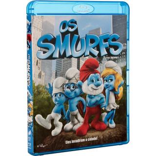 Os Smurfs Blu-ray