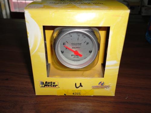 Autometer  Medidor De Nivel De Combustible - Competicion