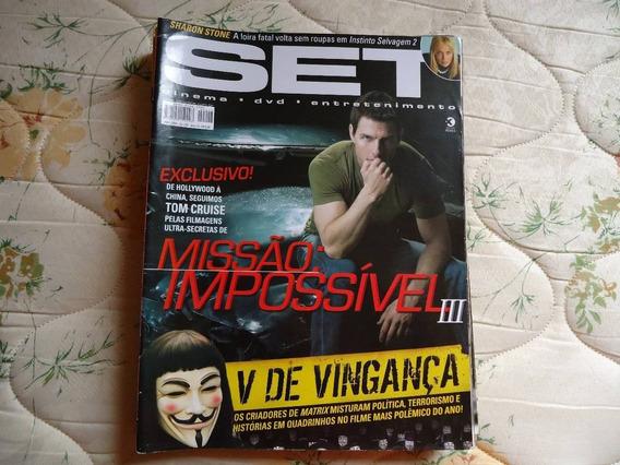 Revista Set Abril De 2006 * Frete Grátis*