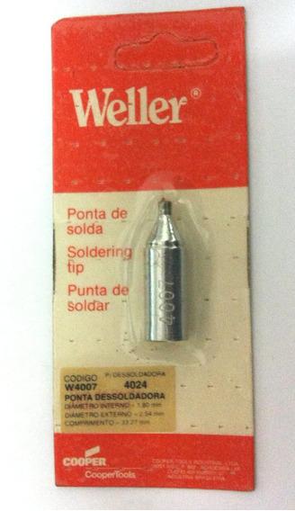 Ponta Weller Dessoldadora W4007