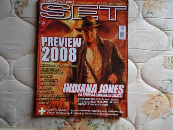 Revista Set Janeiro De 2008 * Frete Grátis*