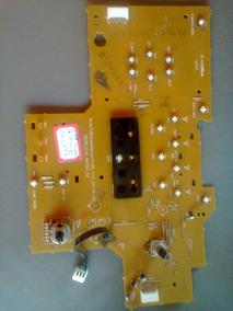 Placa Frontal Com Os Potenciometros Som Philips Fw-c 577