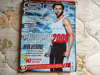 Revista Set Janeiro De 2009 * Frete Grátis*