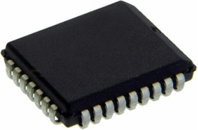 Memória Eprom 27c512 Plcc32 Regravável W27c512p-45z Winbond
