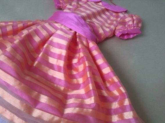 Vestido Para Niña Disfraz Muñeca Talla 10