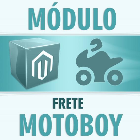 Motoboy Modulo Magento Frete Loja Virtual + Tutorial De Uso