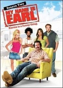 My Name Is Earl - 2 Temporada ( Box 4 Dvd ) Jason Lee (novo)
