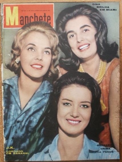 Manchete 1960 - Misses* Ipanema*