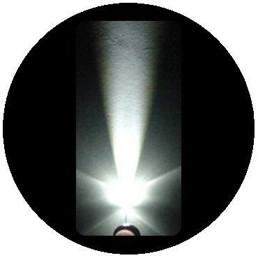 Led Ultrabrillante 10mm Jumbo  /  50 Piezas