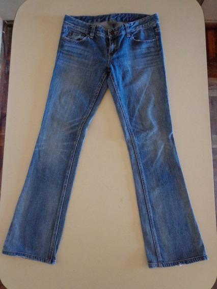 Pantalon Jean Armani Exchange Talle 4 = 30 / 40