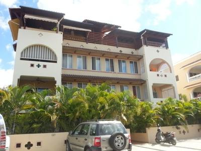 Apartamento Amueblado En Dominicus