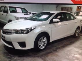 Toyota Corolla Xli Cvt 0 Km Blanco Nacarado