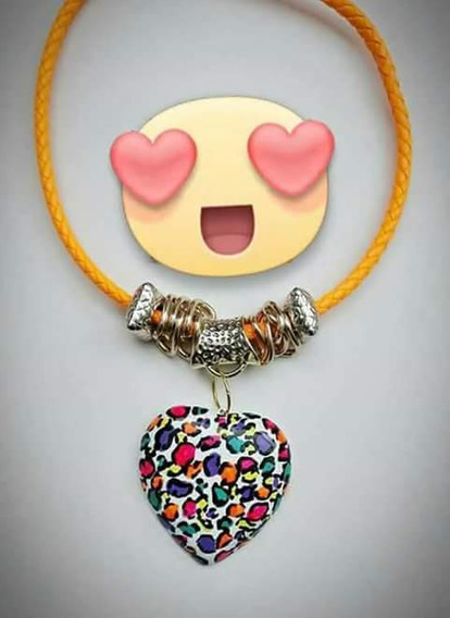 Collares Artesanales De Ceramica