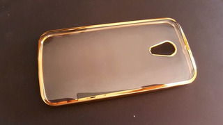 Funda Case Protector Transparente Para Moto G2